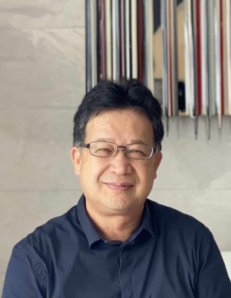 President and Chief Executive Officer, Ben Chien, PhD